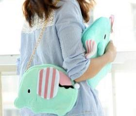 Refreshing ELephant Satchel Bags