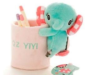 Cute Elephant Pen Holder/Phone Holder