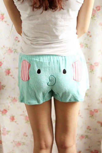 Cute Shorts For Women - The Else